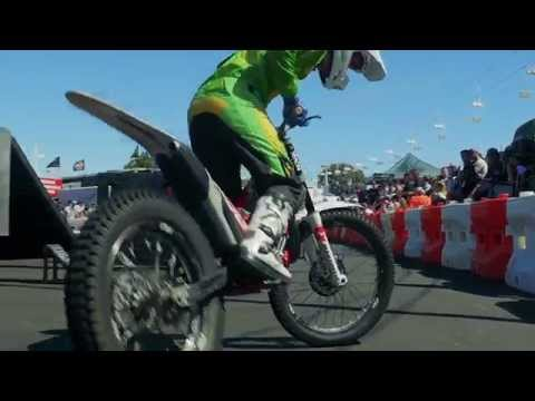 Motorcycle Stunt | Freestyle MX | Freetrial | X Trial | Perth MC Show