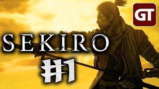 Sekiro: Shadows Die Twice Gameplay German #1 - Let's Play Sekiro Deutsch PC
