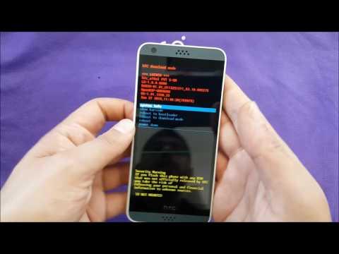 HTC Desire 530 Hard Reset For MetroPCs\T-mobile