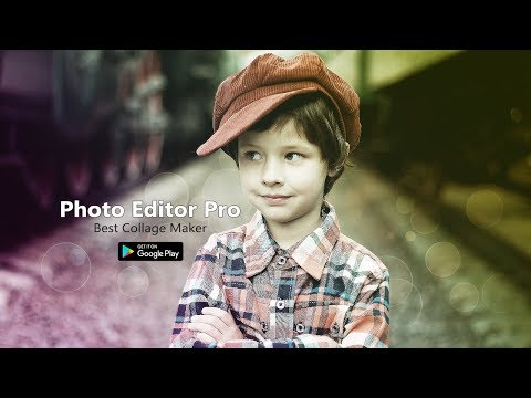 Photo Editor Pro, Best Collage Maker