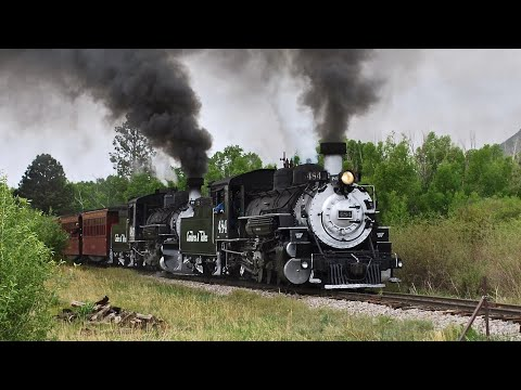 The Cumbres & Toltec Scenic Railroad | Memorial Day Weekend 2018