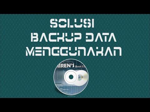 [TUTORIAL] Solusi Backup Data Menggunakan Hirens Boot CD