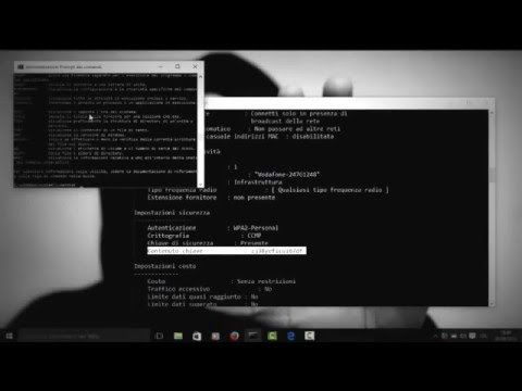 how to hack any wifi network password using cmd