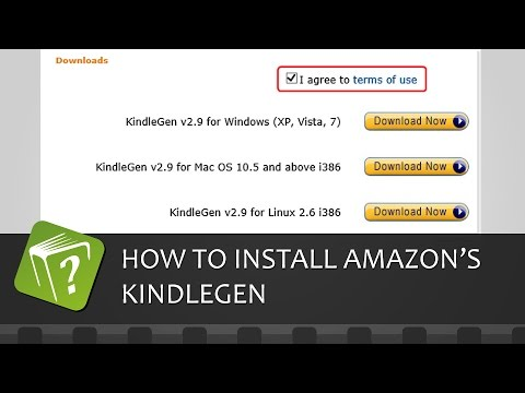 How to download and install Amazon's KindleGen software (Step-by-step guide)