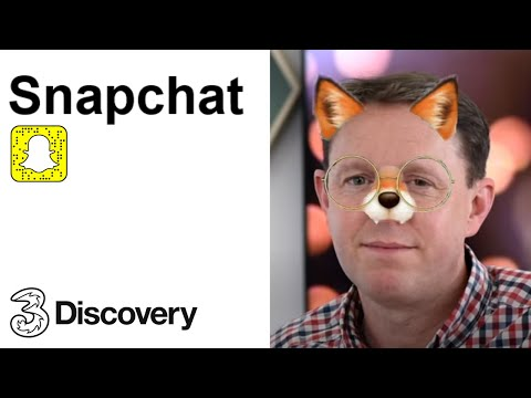 Bitmoji and Snapchat group calls   Snapchat [How to use]   Discovery. With Three