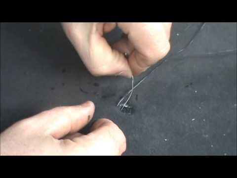 How to Fix a Cigarette Burn In A Car Seat