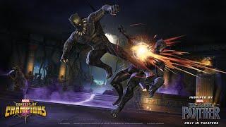 Marvel Contest of Champions -- Killmonger Spotlight