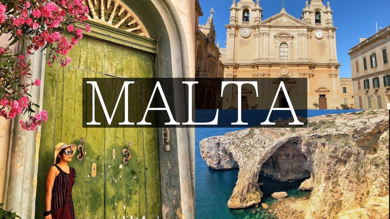 3 Days in MALTA - Valletta, Mdina, Stunning Blue Grotto, 3 Cities