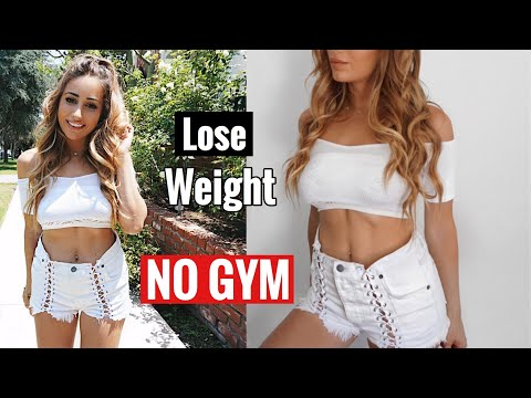 How I lose weight without the GYM