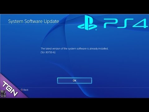 How to check PS4 Free Space System Storage Management   PS4 Menu Interface Tips & Tricks ts
