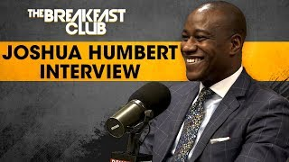 Joshua Humbert Talks Philanthropy, Entrepreneurship, Why It