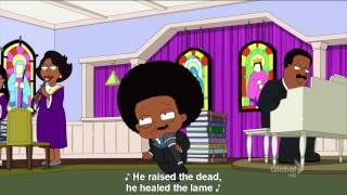 The Cleveland Show - Filled With Jesus