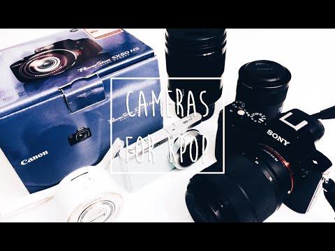 [ FAQ ] Cameras for Kpop: YouTube, Fancams, Vlogs, etc.