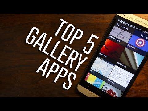 Top 5 Android Gallery Apps   The Nerd Herd