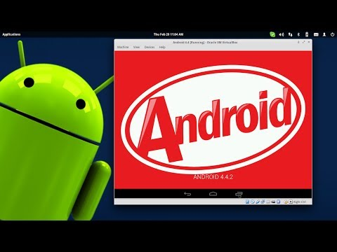 Install Android 4.4 KitKat On PC [2015]