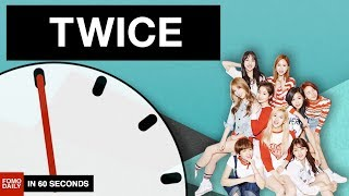 TWICE • In 60 Seconds