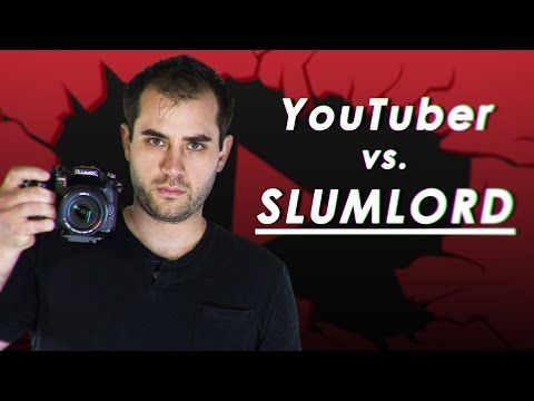 YouTuber vs. Slumlord - The Conclusion