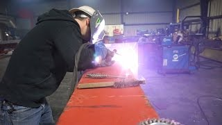 A Day In The Life As A Welder