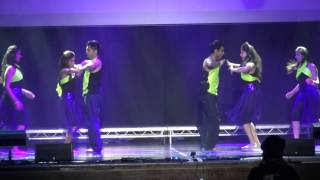 Galat Baat Hai - Shiamak Summer Funk - London 2014