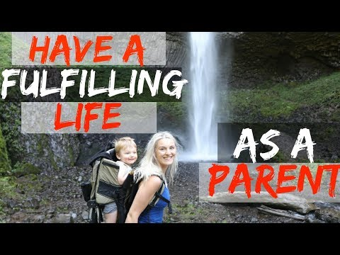 Parenting Advice for Those who Want To Stay Active and Travel