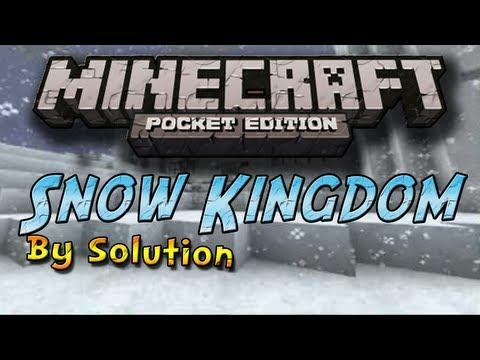 Snow Kingdom - Minecraft PE - 00Solution00