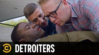 Taking Down the Competition - Detroiters