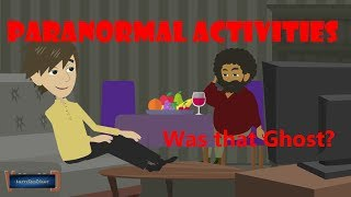 Download Paranormal Activities in my house - Scary Story (Animated in Hindi) |IamRocker| Video