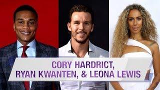 Thursday on 'The Real': Cory Hardrict, Ryan Kwanten, Leona Lewis