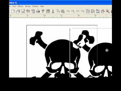 HOW TO CLEAN IMAGE FOR CUTTING IN FLEXI 8.1