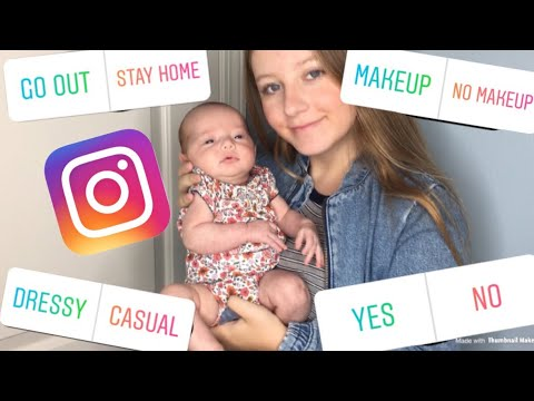 Instagram Controls Our Day | Teen Mom Vlogs