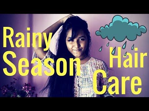 MONSOON/RAINY SEASON HAIR CARE | NO MORE HAIR FALL