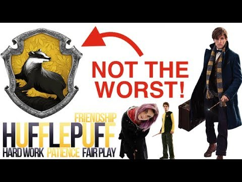 Why does EVERYONE think Hufflepuff is the WORST house?
