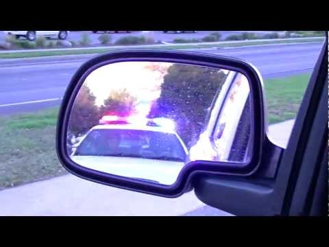 Pulled Over For Bass 18th Ticket!