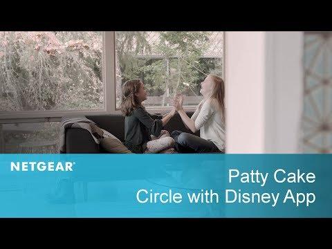 Patty Cake   Circle with Disney