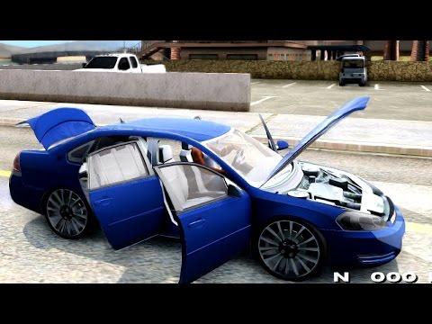 Chevrolet Impala 2010 SS - GTA San Andreas