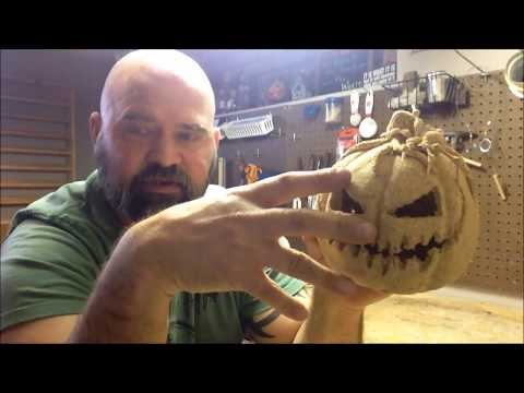 Paper mache Wood Clay