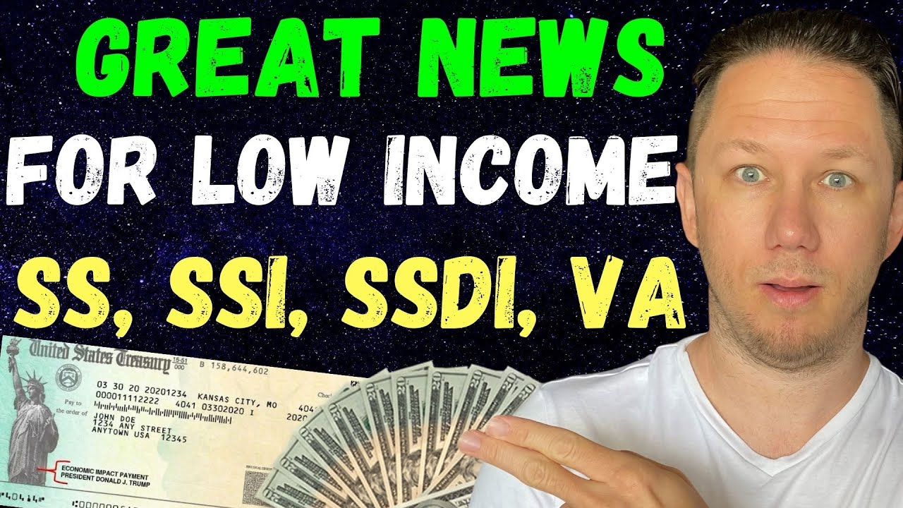GOOD NEWS!! Fourth Stimulus Check Update & Social Security Raise + Daily News