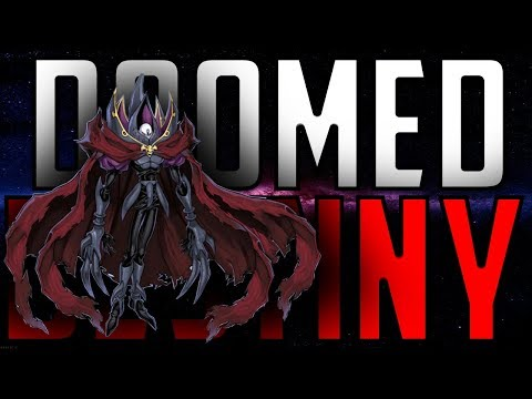 Yu-Gi-Oh!Timelapse ONE player cloth playmat:Doomed destiny!