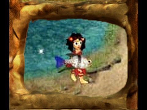Virtual Villagers 1 Puzzles/Milestones Guide: #6 The Magical Fish Of Fertility