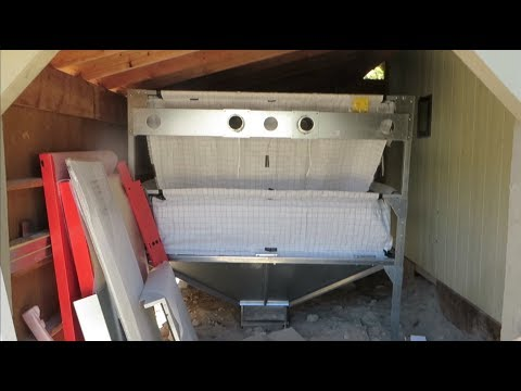 Obadiah's: Windhager BioWIN 350XL Automatic Boiler - The Hopper
