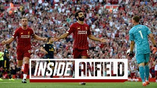 Inside Anfield: Liverpool vs Arsenal | Exclusive tunnel footage from the Reds' 3-1 win