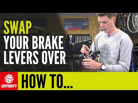 How To Swap Your Brake Levers | MTB Maintenance