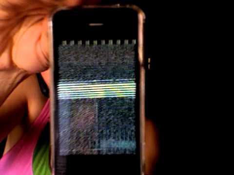iPhone 4 Screen Problem