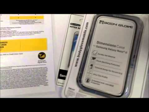 Sprint Released Samsung Galaxy Note-2