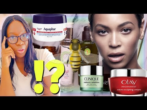 I Tried BEYONCE Night Time Skincare Routine Trying Celebrities Skincare Routine