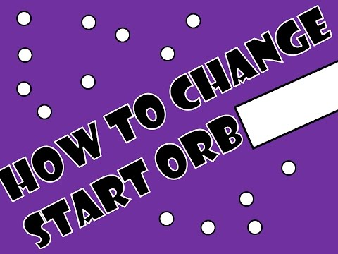 How to change a start orb on Windows 7🖥