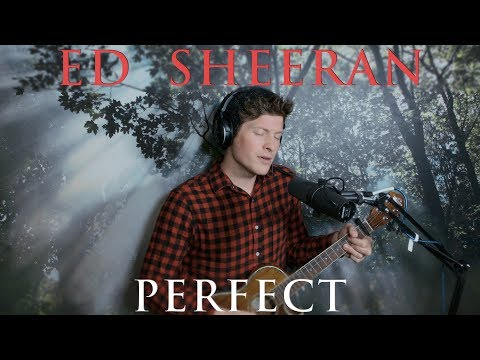 Ed Sheeran - Perfect (Cover by Dustin Hatzenbuhler)