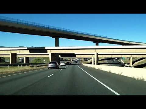 Around Denver on Colorado Highway 470, Starting in Castle Rock