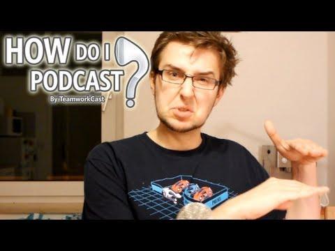 How Do I Podcast - Ep. 03 - Call Audio Recording