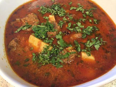 Gosht Aloo- Meat & Potato Curry